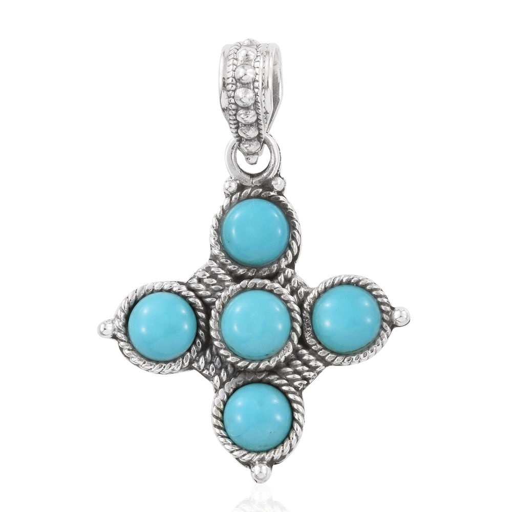 artisan crafted arizona sleeping beauty turquoise sterling
