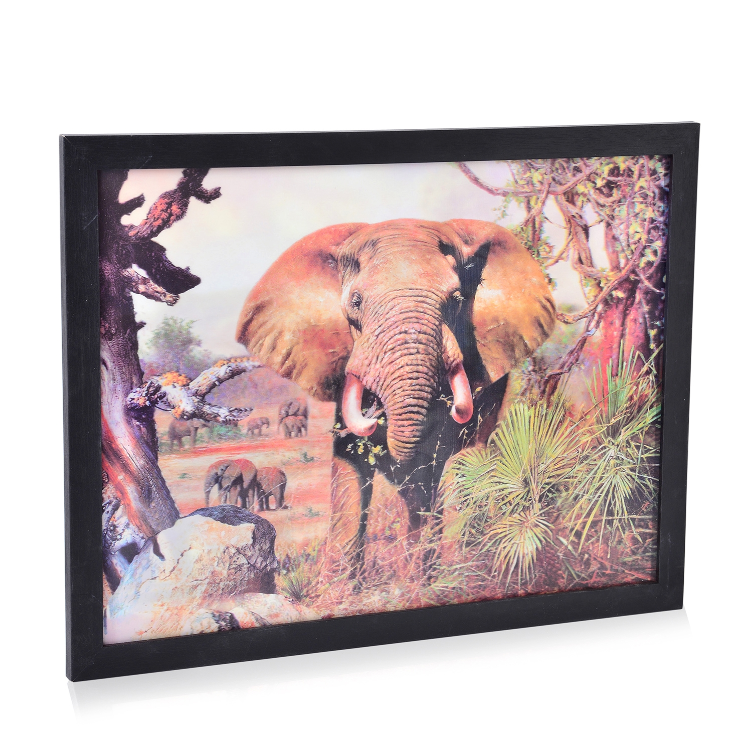 Safari 3D Printed Framed Picture (17x13 in) | Photo-Frames | Home ...