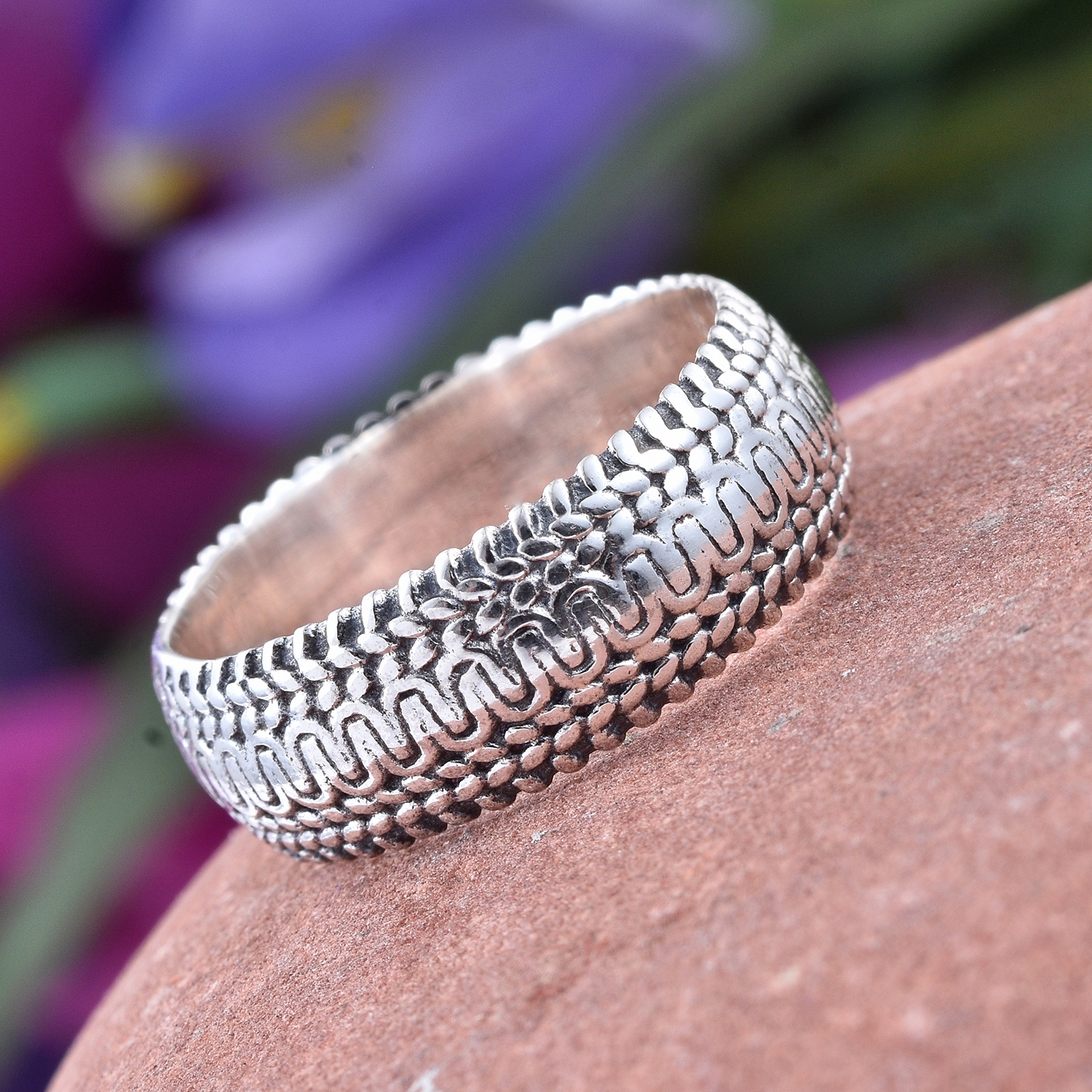 Sterling Silver Ring (Size 7.0) | fashion | rings | jewelry | online ...