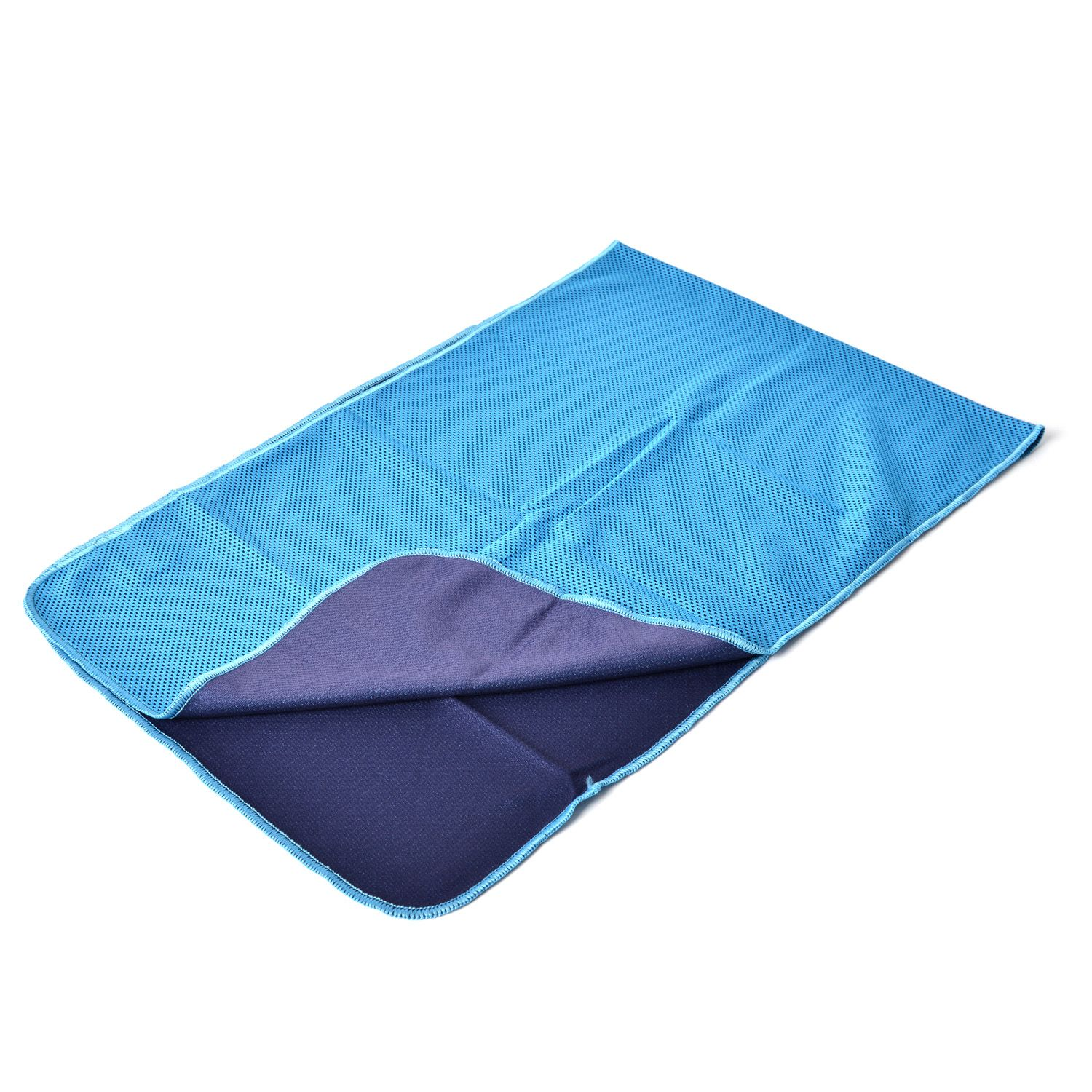 Spa Cold Towels: ICE TOWEL Set Of 3 Double Sided Reusable Cooling Towels