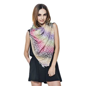 Modal Blend Pink Color Scarf (72x40 IN)