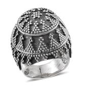 Tribal Collection of India Sterling Silver Ring (Size 6.0)