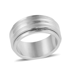 Stainless Steel Ring (Size 4.5)