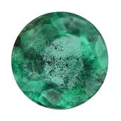 Brazilian Emerald (Rnd 3 mm) TGW 0.07 Cts.