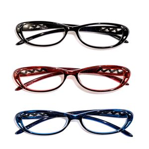 Deco Reading Glasses 1.5 Diopter - 3 Pairs
