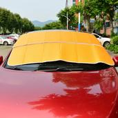 All Season Windshield Cover (Orange)