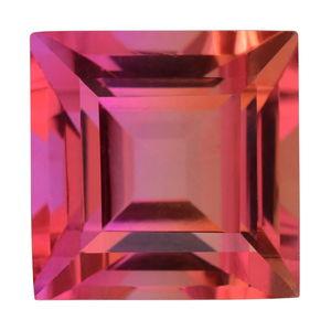 Rosy Pink Quartz (Sqr 14 mm) TGW 14.76 Cts.