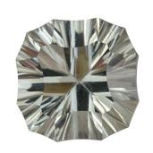Green Amethyst Fancy (14x14 mm) TGW 9.48 Cts.
