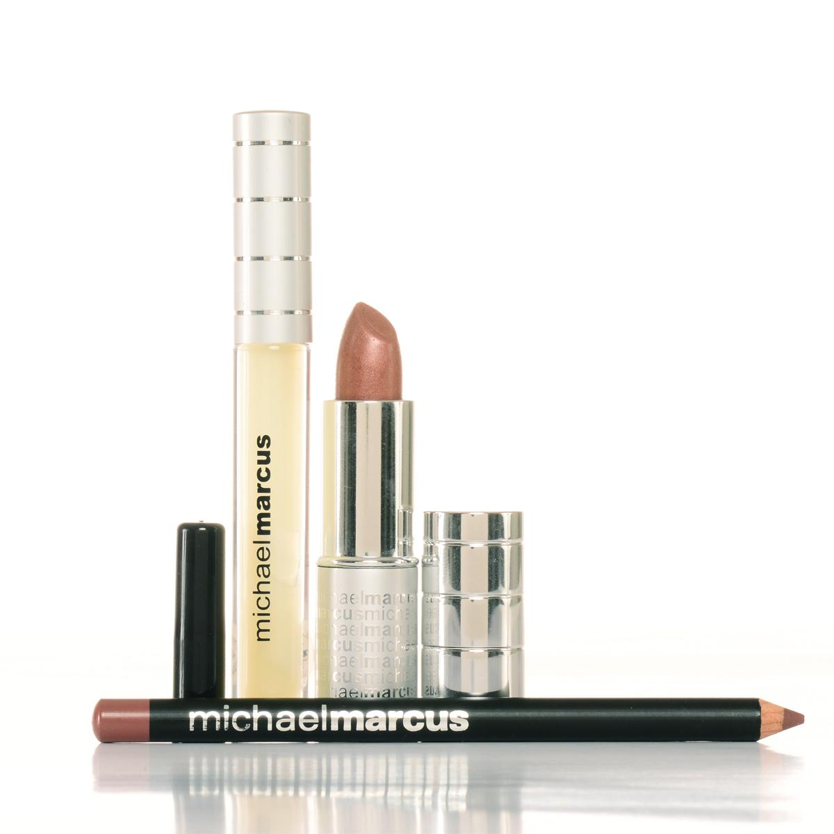 Michael Marcus Nude Lip Collection