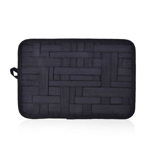 Black Fabric & Nylon Grid-It Versatile Organizer For Digital Devices (11.5x8 in)