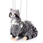 Marionnette Raccoon Puppet (9 in)