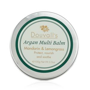 Douvall's Argan Multi Balm -Protect, Nourish, and Soothe (100g, 3.5oz)