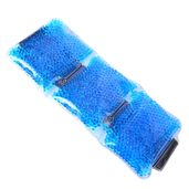 Blue and Black Hot & Cold Gel Beads Pack
