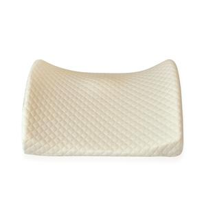 Memory Foam Lumbar Cushion with Removable Cover & Adjustable Strap