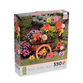 Flore with Cart Puzzle