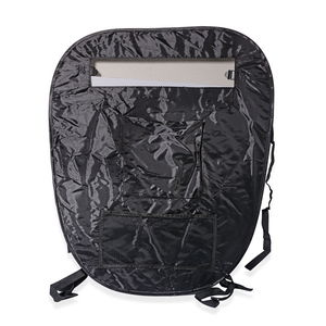 Edge Home- Pet Barrier with 2 Storage Pockets
