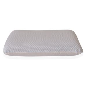 Aroma Therapy Memory Foam Pillow Infused with Bamboo Charcoal Oil (21x3.5x15 in)