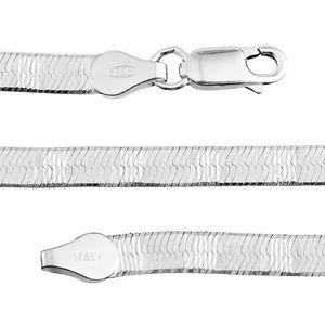 Sterling Silver Herringbone Chain (16 in)