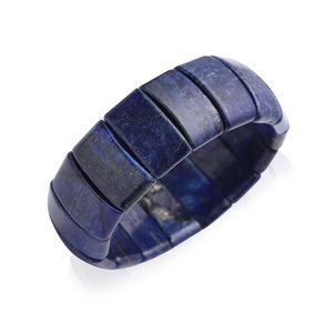 Lapis Lazuli Bracelet (Stretchable) TGW 513.50 cts.