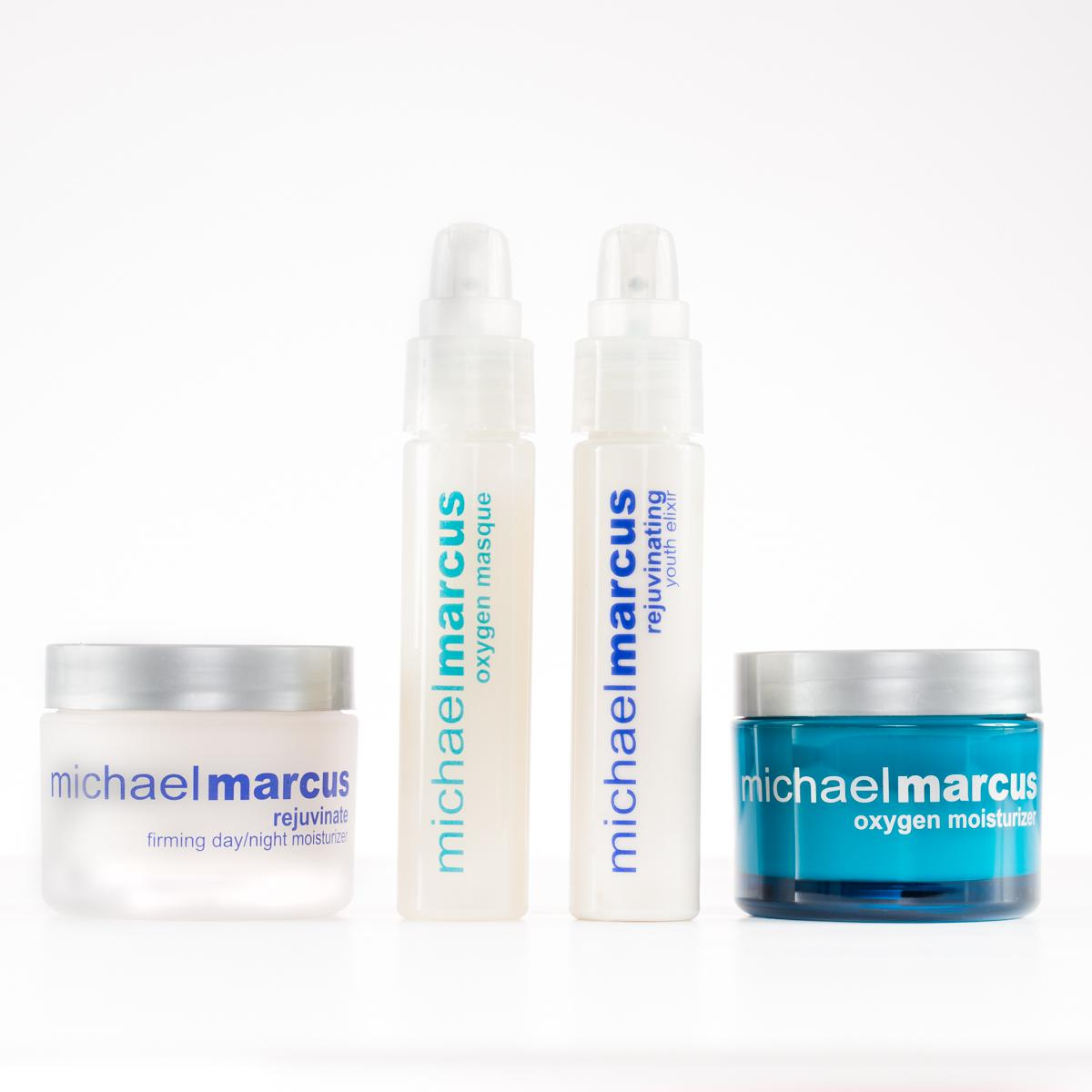 Michael Marcus Firming and Brightening 4 Piece