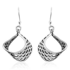 Sterling Silver Earrings (4.6 g)