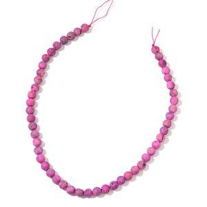 Gem Workshop Drusy Agate Beads Strand (15 in) TGW 170.50 cts.