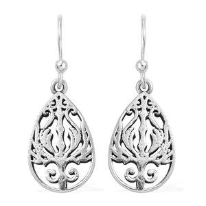 Sterling Silver Earrings (3.6g)