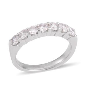 14K WG Diamond (G I1) Ring (Size 7.0) TDiaWt 1.00 cts, TGW 1.00 cts.