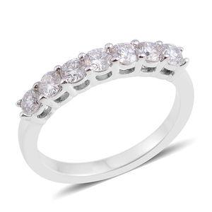 14K WG Diamond (H SI3) Ring (Size 6.0) TDiaWt 0.75 cts, TGW 0.75 cts.