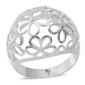 Sterling Silver Ring (Size 8)