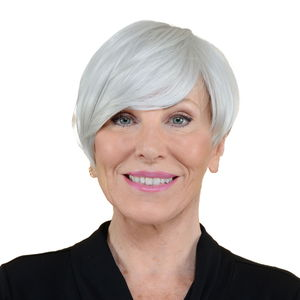 Easy Wear Hair Liz Wig - Silver