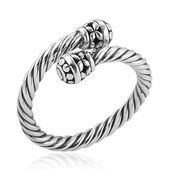 Bali Legacy Collection Sterling Silver Ring (Size 11.0)