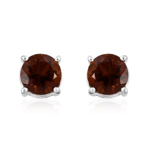 Santa Ana Madeira Citrine Sterling Silver Earrings TGW 0.90 cts.