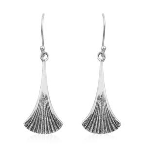 Sterling Silver Fancy Earrings (4.1 g)