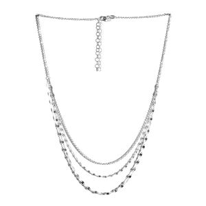Sterling Silver Chain (18 in)