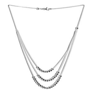 Sterling Silver Chain (15.50 in)