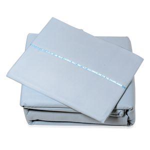 Lexington 2800  Blue Microfiber 6 Piece Sheet Set (King)
