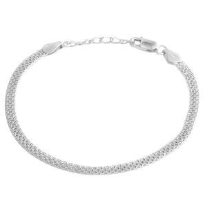 Sterling Silver Bismark Bracelet (7.50-8.00In)